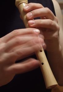 Poza curs flaut
